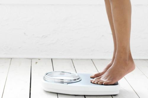1ヶ月で2kg減りました